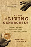 A Year of Living Generously, Lawrence Scanlan, 1553658418