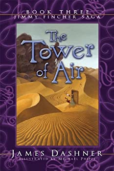The Tower of Air (The Jimmy Fincher Saga, Book 3) 1555178014 Book Cover