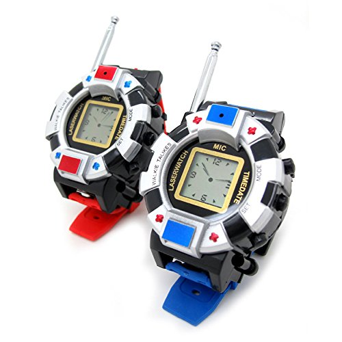 Radioddity RD-W 1 Pair Wrist Watch Walkie Talkies …