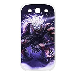 Wukong-003 League of Legends LoL case cover Samsung Galasy S3 I9300 Plastic White