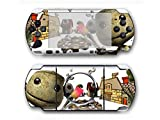 Little Big Planet psp vita 3000 skin decal for console