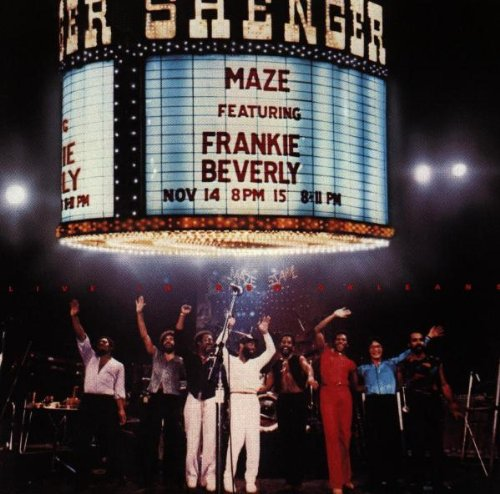 Live In New Orleans by Maze