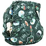 Smart Bottoms Smart ONE 3.1 Organic All-in-one Cloth Diaper (Touchdown)
