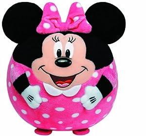 Ty Beanie Ballz Minnie Mouse Plush from Ty Beanie Ballz