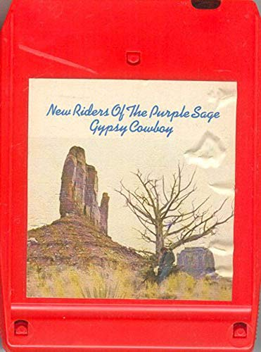 New Riders of the Purple Sage: Gypsy Cowboy 8 Track Tape (New Riders Of The Purple Sage Gypsy Cowboy)