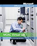 img - for Exam 70-640: Windows Server 2008 Active Directory Configuration with Lab Manual and MOAC Labs Online Set book / textbook / text book
