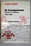 img - for El Franquismo Historia Y Balance 1939 - 1969 book / textbook / text book