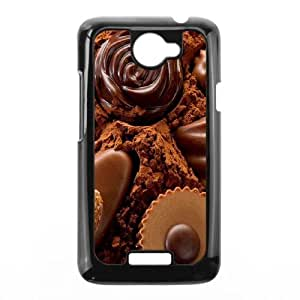 Dairy Milk HTC One X Cell Phone Case BlackI731022