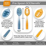 NumNum Pre-Spoon GOOtensils   Baby Spoon Set