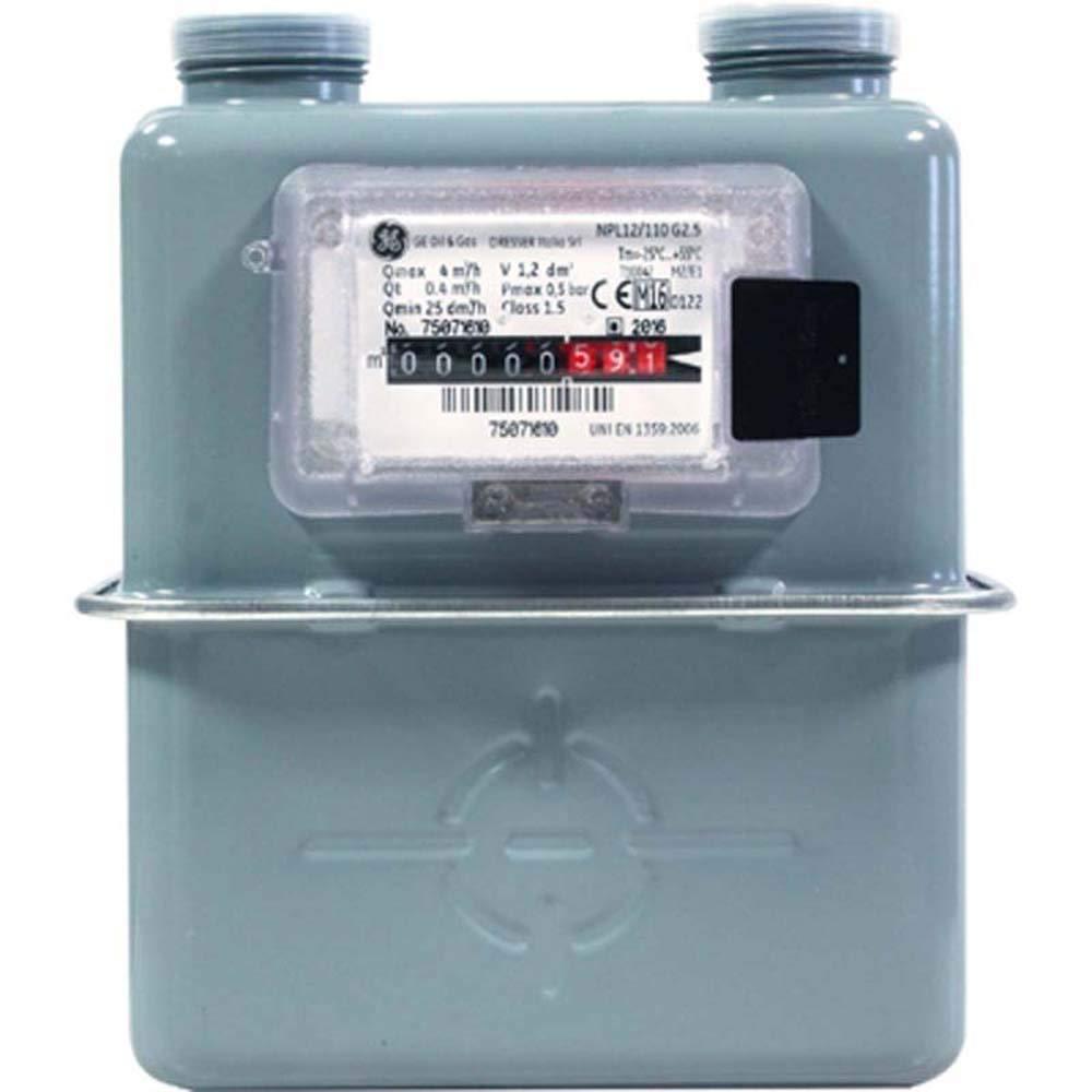 volum/étrico 110 /Contador de gas GLP metano de pared/ /Int Diankamin/