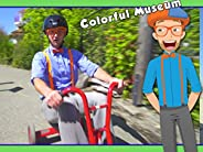 Blippi at a Children's Museum - Educational Learning Videos for