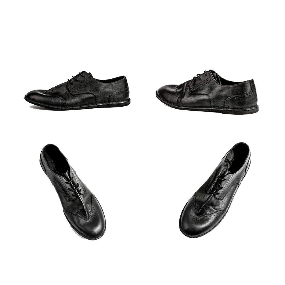 zapatos De Cuero Verdadero Primavera De Formal Formal Formal Los Hombres De 243e7d