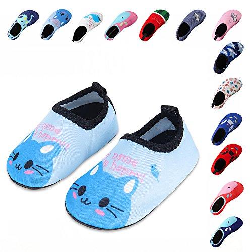 Wasser Beach Aqua Schwimmen 10 Mädchen Pool für Schuhe Barefoot Schuhe Schuhe Yoga Kleinkind Color Surfen Laiwodun Unisex wqfBAA
