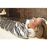SpaEssentials Blanket Mylar, 52'' x 84'' , Chrome 48 pk