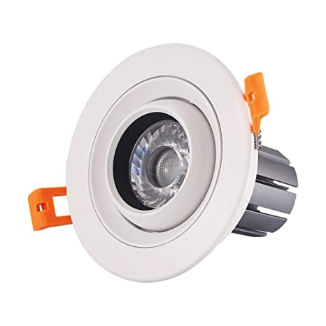 Foco giratorio de 360 grados Foco orientable Downlight ...
