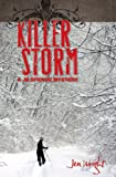 Killer Storm by Jen Wright front cover