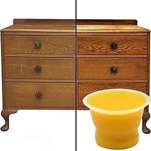 TwoCC - Cera d'api lucidata, per Legno, Manutenzione dei mobili 1 spesavip