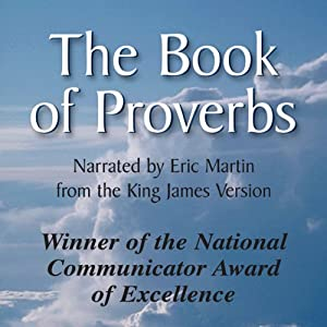 The Book of Proverbs: The Wisdom of Solomon Audiobook