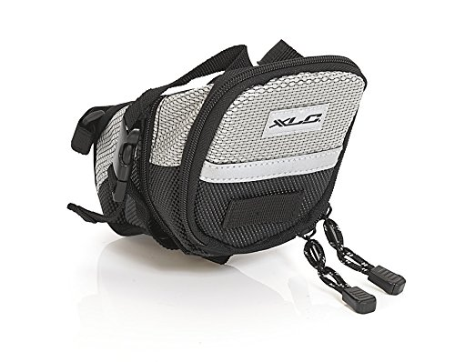 XLC saddle bag with velcro