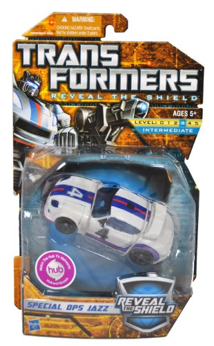 Hasbro Transformers Reveal Shield Deluxe