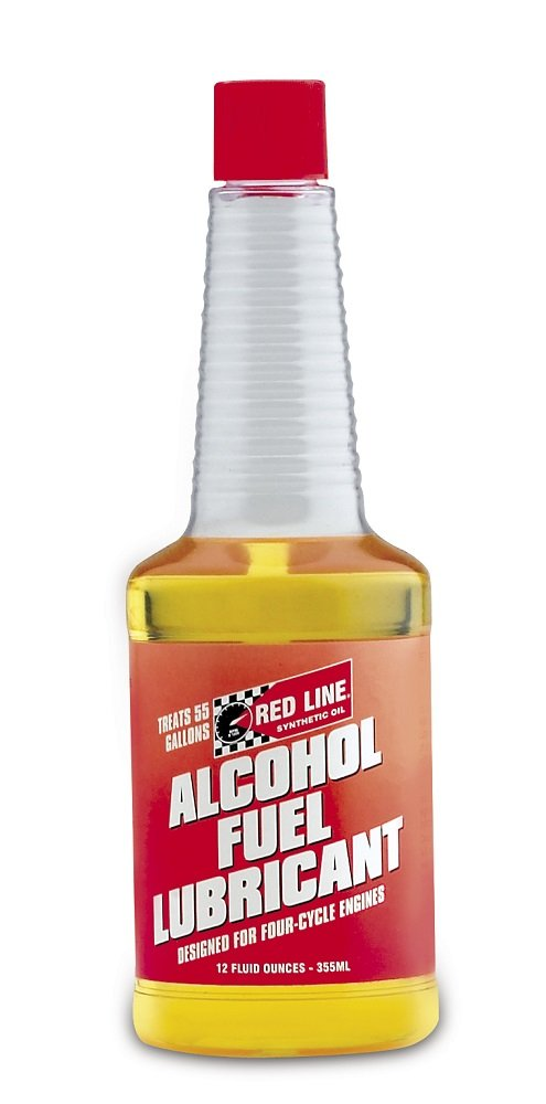 Red Line 41102 Four Cycle Alcohol Fuel Lubricant - 12 Ounce, (Pack of 12) by Red Line Oil