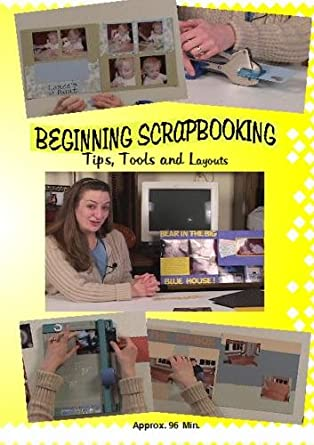 Amazon Beginning Scrapbooking Tips Tools And Layouts Amy