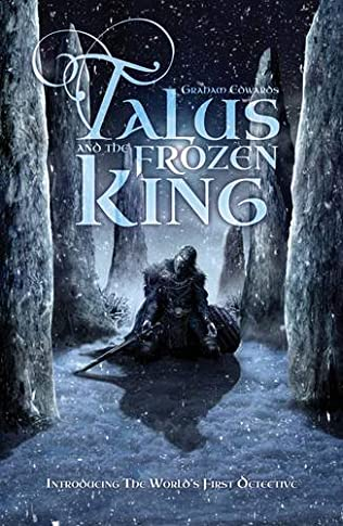 book cover of Talus and the Frozen King