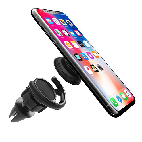 Car Mount For Pop Socket Users, Air Vent - Perfect for Phone Cases With Pop Sockets, Easier Navigation, and Calling