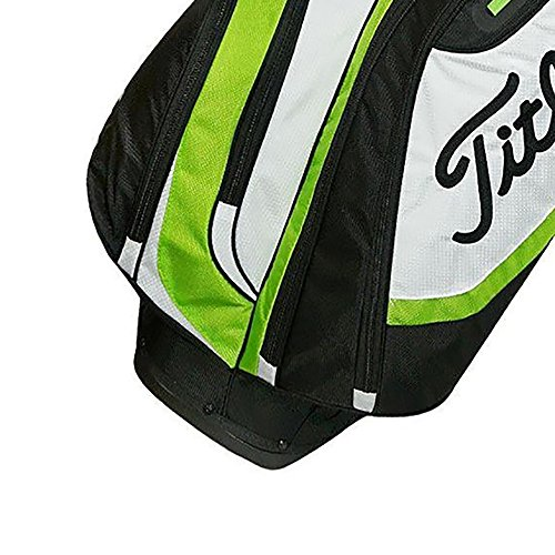 Titleist Lightweight 4-Way Stand Golf Club Bag with Backpack Strap, Lime Green by Titleist (Image #3)