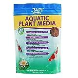 API POND AQUATIC PLANT MEDIA Potting Soil For Pond Plants 25-Pound Bag