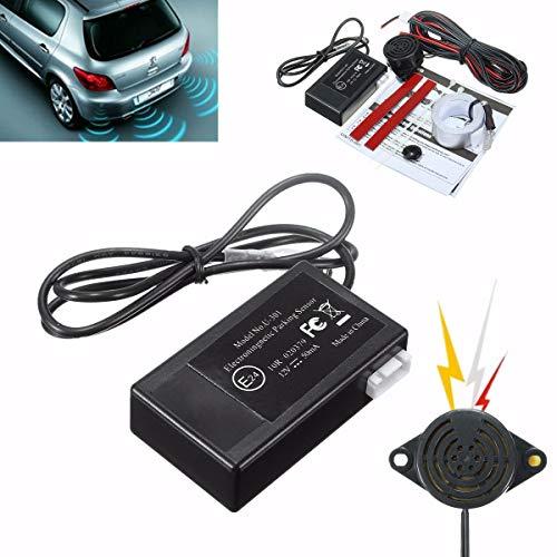 Radar Parking Sensor,DC12V Car Parking Reversing: Electronics