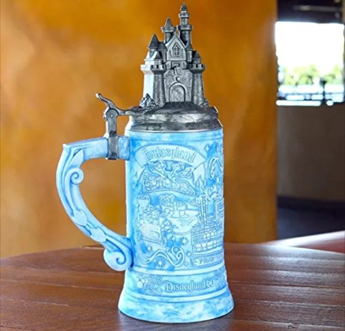 - Disneyland 60th Anniversary Diamond Celebration Souvenir Stein