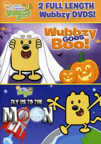 Wubbzy: Halloween 2 Pk Dvd -