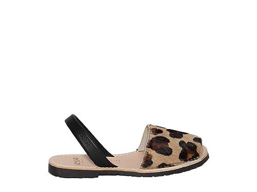 RIA MENORCA Scarpe Sandalo Donna 20002-S2 Box Calf Blanco PE18 ... 6ed298d1061