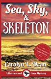 SEA, SKY and SKELETON: A Ravenwood Cove Cozy Mystery (Ravenwood Cove Cozy Mysteries) (Volume 4) by  Carolyn L. Dean in stock, buy online here