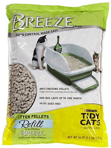Tidy Cats Breeze Cat Litter Pellets - 3.5 lbs, 2 Packs