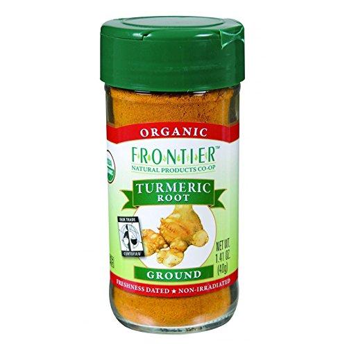 Organic non irradiated turmeric