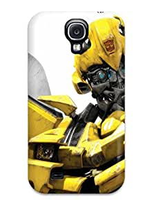 GPypbcw10255VrrLj Snap On Case Cover Skin For Galaxy S4(bumble Bee)