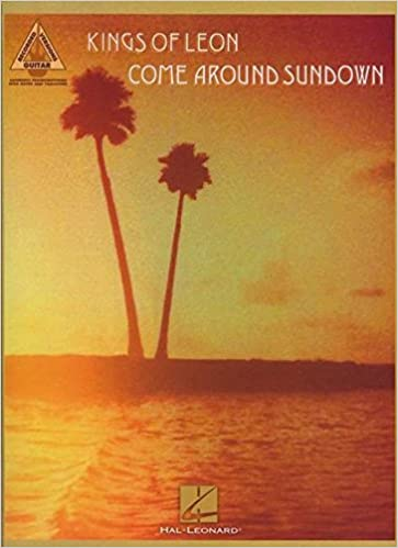 Kings of Leon - Come Around Sundown Songbook (Guitar Recorded Versions)