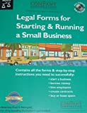 img - for Legal Forms for Starting and Running a Small Business (2006 4th) NOLO book / textbook / text book