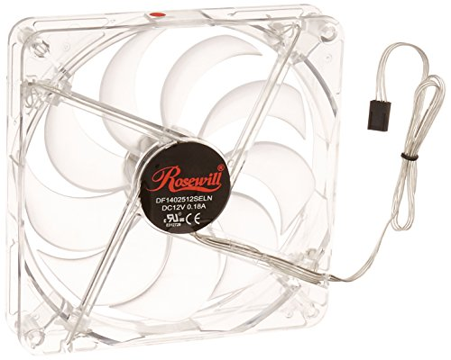Rosewill 140mm Cooling Computer RFTL 131409R