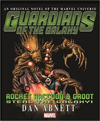 Guardians of the Galaxy: Rocket Raccoon and Groot - Steal the Galaxy!