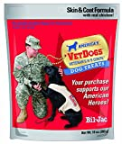 Bil-Jac (3 Pack) America's Vetdogs Skin and Coat Dog Treats, 10 Ounces Each Review