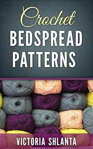 Amazon Crochet Bedspread Patterns Ebook Victoria Shlanta
