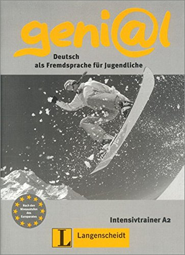 Genial A2: Intensivtrainer (German Edition)