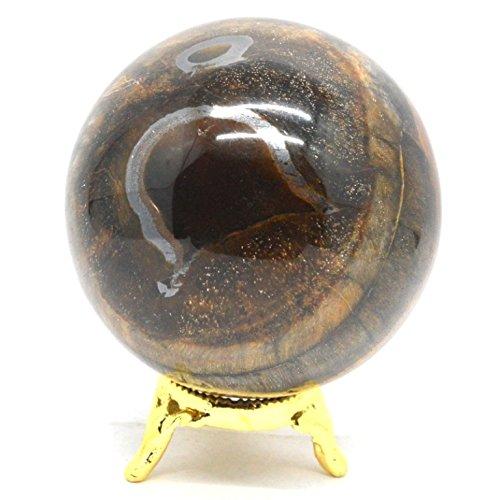 Quartz Tigers Eye Ring - 1