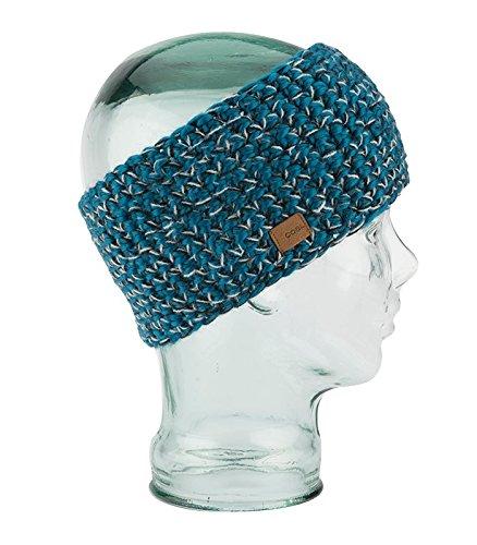 Coal Unisex The Peters Headband Petrol Hat