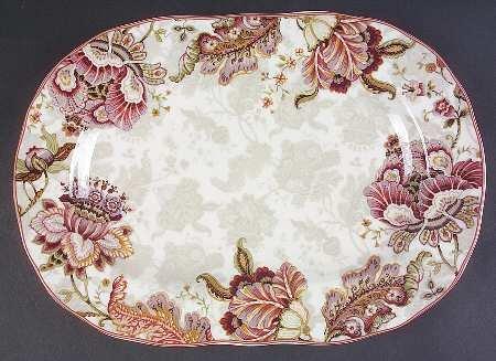 222 Fifth Gabrielle Cream Platter