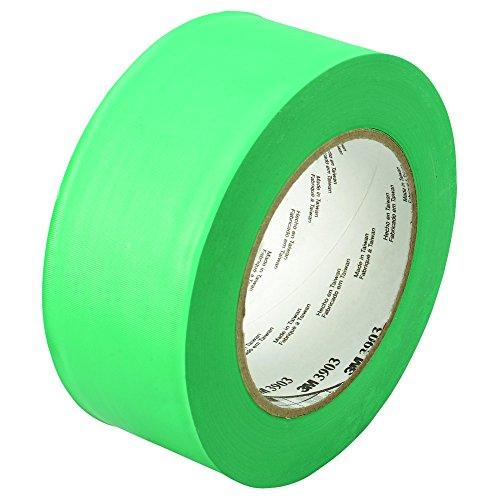 Partners Brand PT98739033PKG Green 3M 3903 Duct Tape, 50 yd.