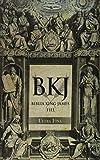 capa de Bíblia King James - Ultrafina Preta